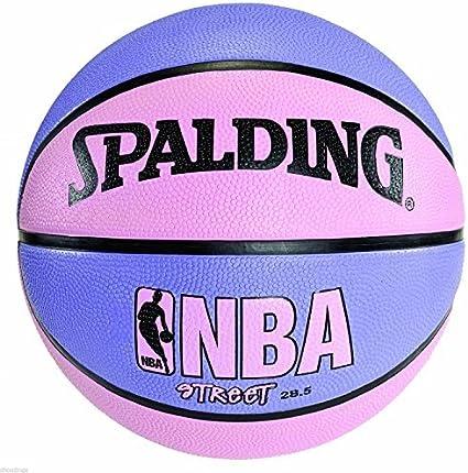 Spalding NBA Street – Balón de Baloncesto (Morado y Rosa 28,5 ...