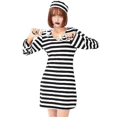 Chengzuoqing-CL Traje de Cosplay Vestido de Halloween ...
