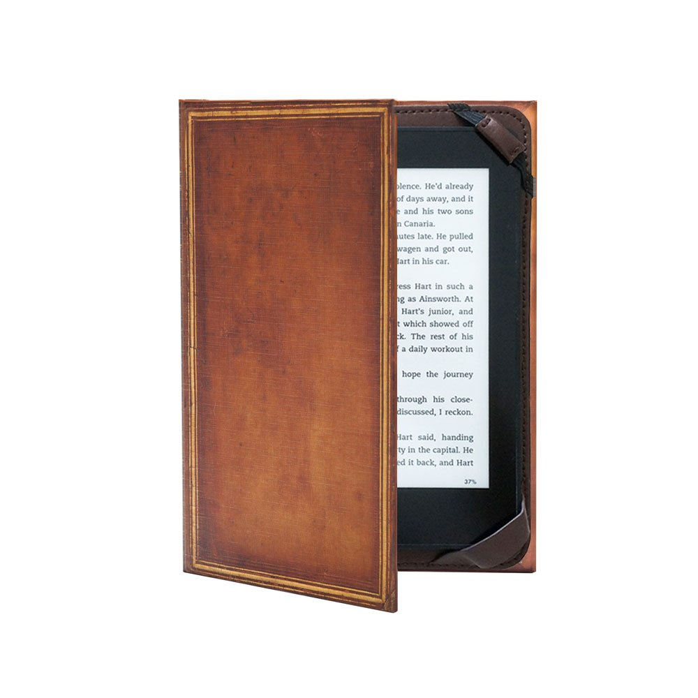 KleverCase Book Cover Case for