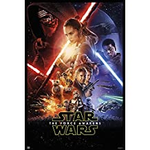 """Star Wars: Episode VII - The Force Awakens - Movie Poster / Print (Regular Style) (Size: 27"""" x 40"""")"""