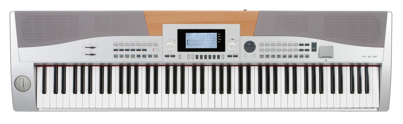 Classic Cantabile SP-15 Stage Piano Plata SL (importado de Alemania): Amazon.es: Instrumentos musicales