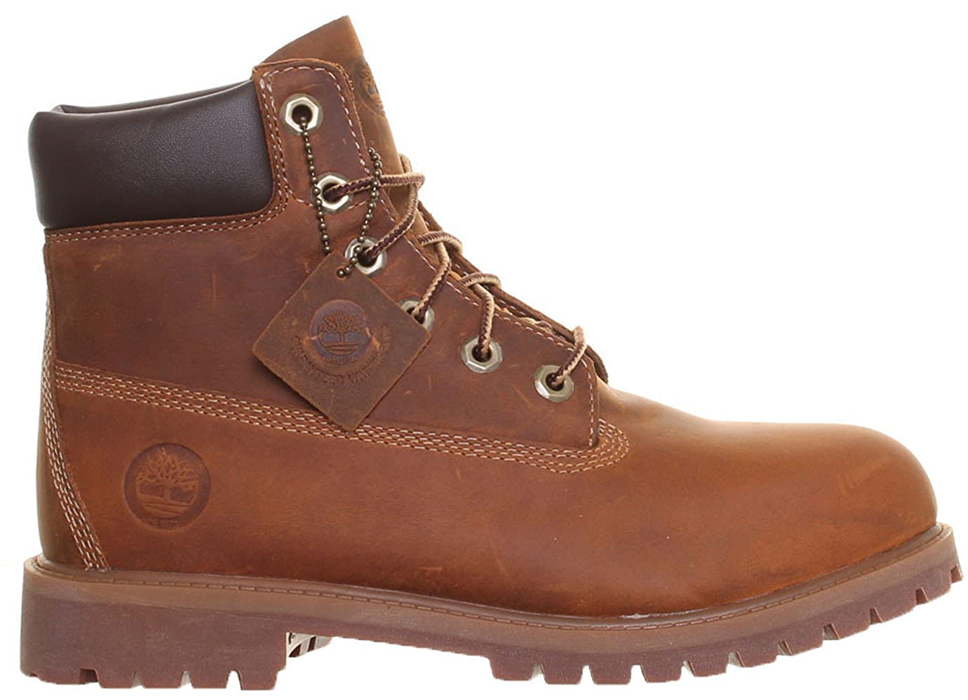 Timberland Genuine Original Classic Womens 6 inch Premium Wheat Youth Junior