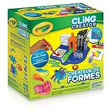 Crayola Cling Creator Craft Kit