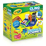 Crayola Cling Creator Craft Kit