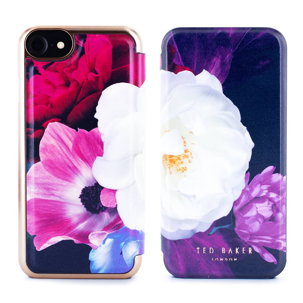 41c7208da Ted Baker 39974 4.7 Flip Case Multi-Colour Mobile Phone  Amazon.co.uk   Electronics