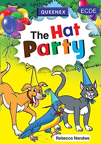 The Hat Party - Donkey Hat Purple