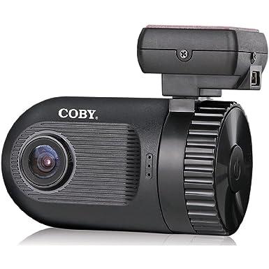 Coby DCR5000 coche Dash Cam con Radar, DVR y GPS Logger