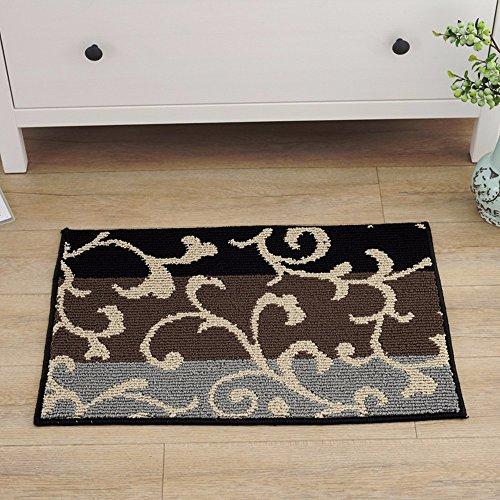 Door mats the bedroom door foot mat kitchen/bathroom mat -4570cm f by ZYZX