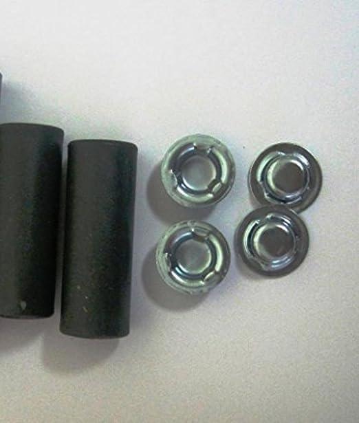 Abstandsh/ülsen Fahrzeuge BIG Reifenmontagematerial Hutclips 8 mm