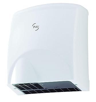 Jvd-Secador de manos de remolino modelo estándar 811251-efecto luminoso en la zona de calefacción: Amazon.es: Salud y cuidado personal