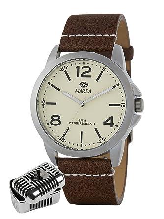 Reloj Marea Hombre B41218/1 Colección Manuel Carrasco: Amazon.es: Relojes