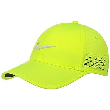 Nike Perf Cap - Gorra para Mujer, Color Amarillo, Talla única