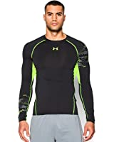 Under Armour HeatGear Long-Sleeve Compression T-Shirt