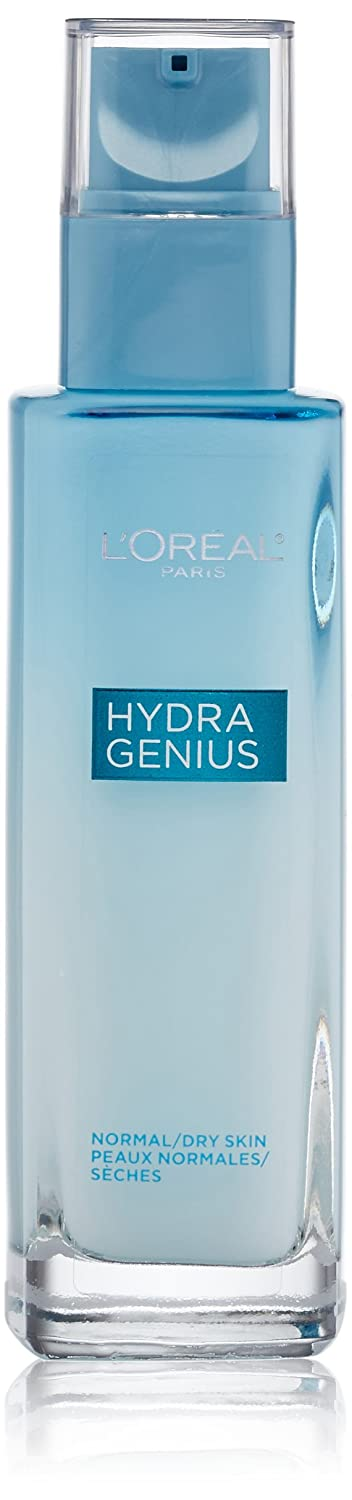 L'Oreal Paris Hydra Genius Daily Hydration Day & Night Moisturizer, with Aloe Water & Hyaluronic Acid, Normal Skin, 90 ML L'Oreal Paris