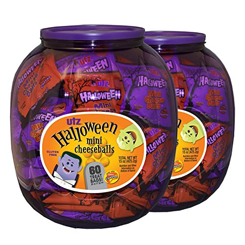 Halloween Cheese Balls - Product of Halloween Mini Cheese Balls