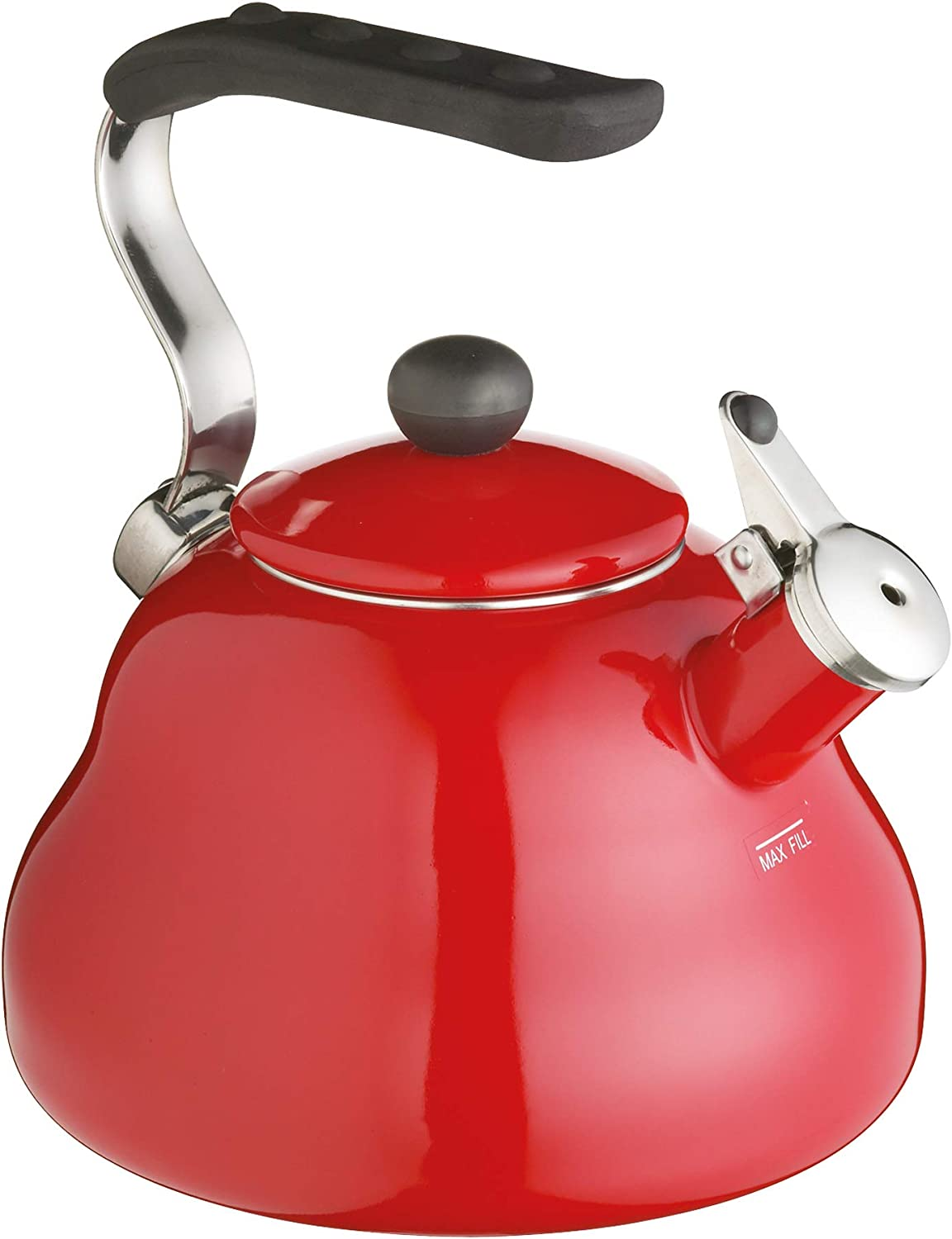 -44% Kitchen Craft Le'Xpress Bollitore a fischio 2 l