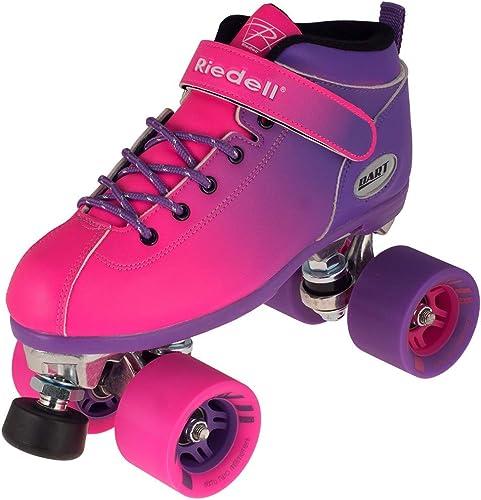 Riedell Skates – Dart Ombr – Quad Roller Speed Skate
