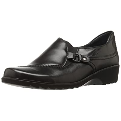 Amazon.com | ara Women's Andrea Slip-On Loafer | Loafers & Slip-Ons