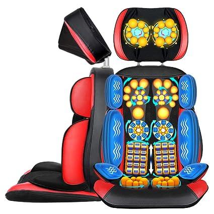 Cojín Masajeador Shiatsu Massage Chair Pad Máquina para ...