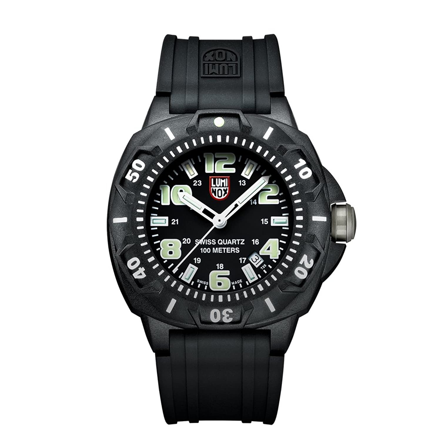 Luminox Sentry 0200 Herren-Armbanduhr Analog Quarz Plastik - XL.0201.SL