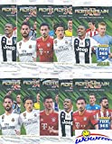 #5: 2019 Panini Adrenalyn XL FIFA 365 Lot of TEN(10) Factory Sealed Booster Packs with 60 Cards! Look for Stars including Ronaldo, Lionel Messi, Neymar, Harry Kane & More! Imported from Europe! Wowzzer!