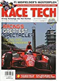 RACE TECH, DRIVING TECHNOLOGY INTO POLE POSITION, MAY, 2013 ( RACING'S GREATEST