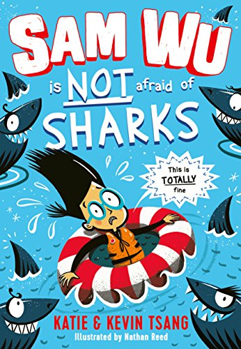 (Sam Wu is NOT Afraid of Sharks!)