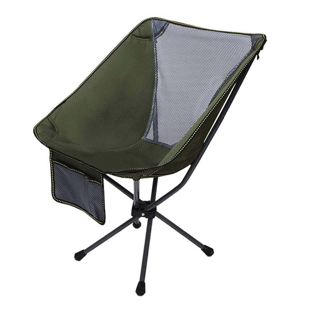 Folding Chair Outdoor Storage Portable Folding Chair Mini Back Fishing Chair Sketch Backpack Folding Chair (Color : D, Size : 527355CM)