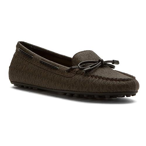 Michael Kors Mocasines Mujer - (40F6DAFR2BBROWN) EU: Amazon.es: Zapatos y complementos