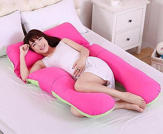 Pregnant Women Pillow Cojín de Lactancia, Almohada de Apoyo ...