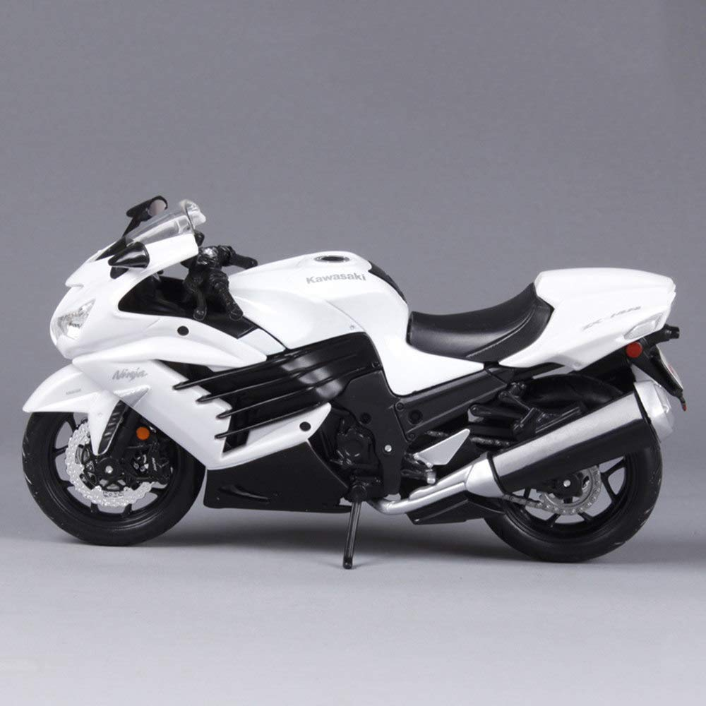GRX-PRETTY 1:12 / Kawasaki Ninja ZX-14R Modelo De Moto De ...