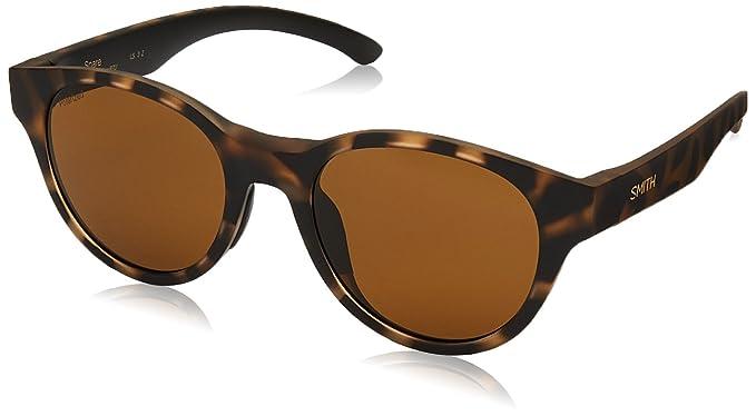 aa1de1db3fa Smith The Snare Sunglasses Matte Tortoise with ChromaPop Polarized Brown  Lens