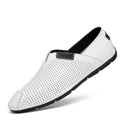 cae8342d5f8ab Amazon.com: Summer Men's Casual Shoes Doug Shoes Single Shoes Hollow ...