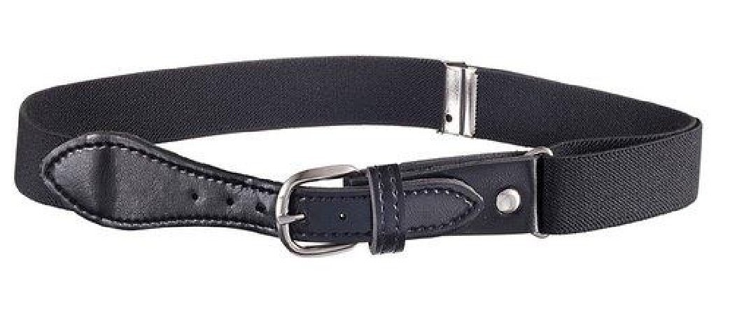 Kids Belt for Baby, Toddler, Boy and Girl (Black Buckle)