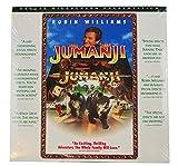 JUMANJI starring ROBIN WILLIAMS - BONNIE HUNT - KIRSTEN DUNST - DAVID ALAN GRIER music by JAMES HORNER