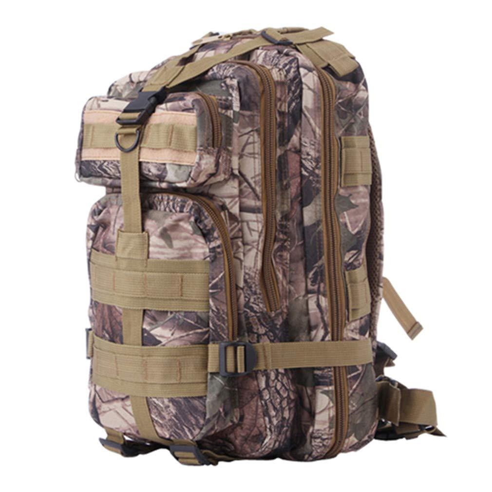 Purpume Sport Fishing Bag Fishing Tackle Waterproof Backpack Camouflage 40Cm25Cm25Cm as photo1