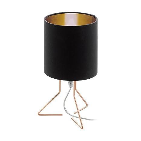 de Lámpara de de Moderna mesaCilindroE14Interruptor Moderna Lámpara N8nvymwO0