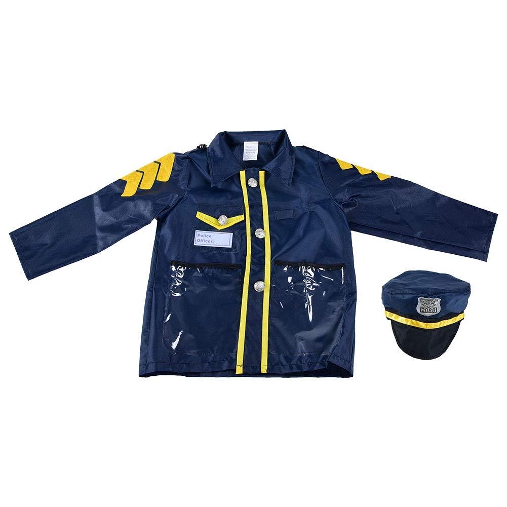 Disfraz de policía, Disfraz de Oficial de policía Disfraz de ...