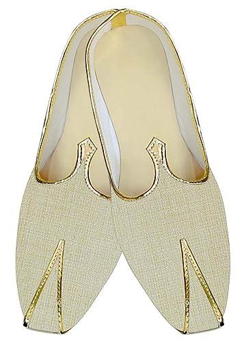 Mens Natural Jute Polyester Wedding Shoes MJ015276