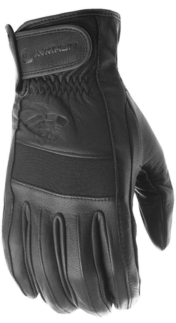 Highway 21 Unisex-Adult Jab Touch Screen Gloves Black Small 489-0019S