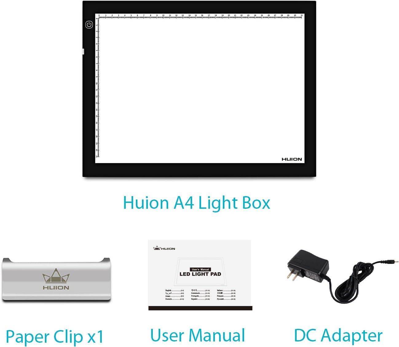 Huion A4 light box
