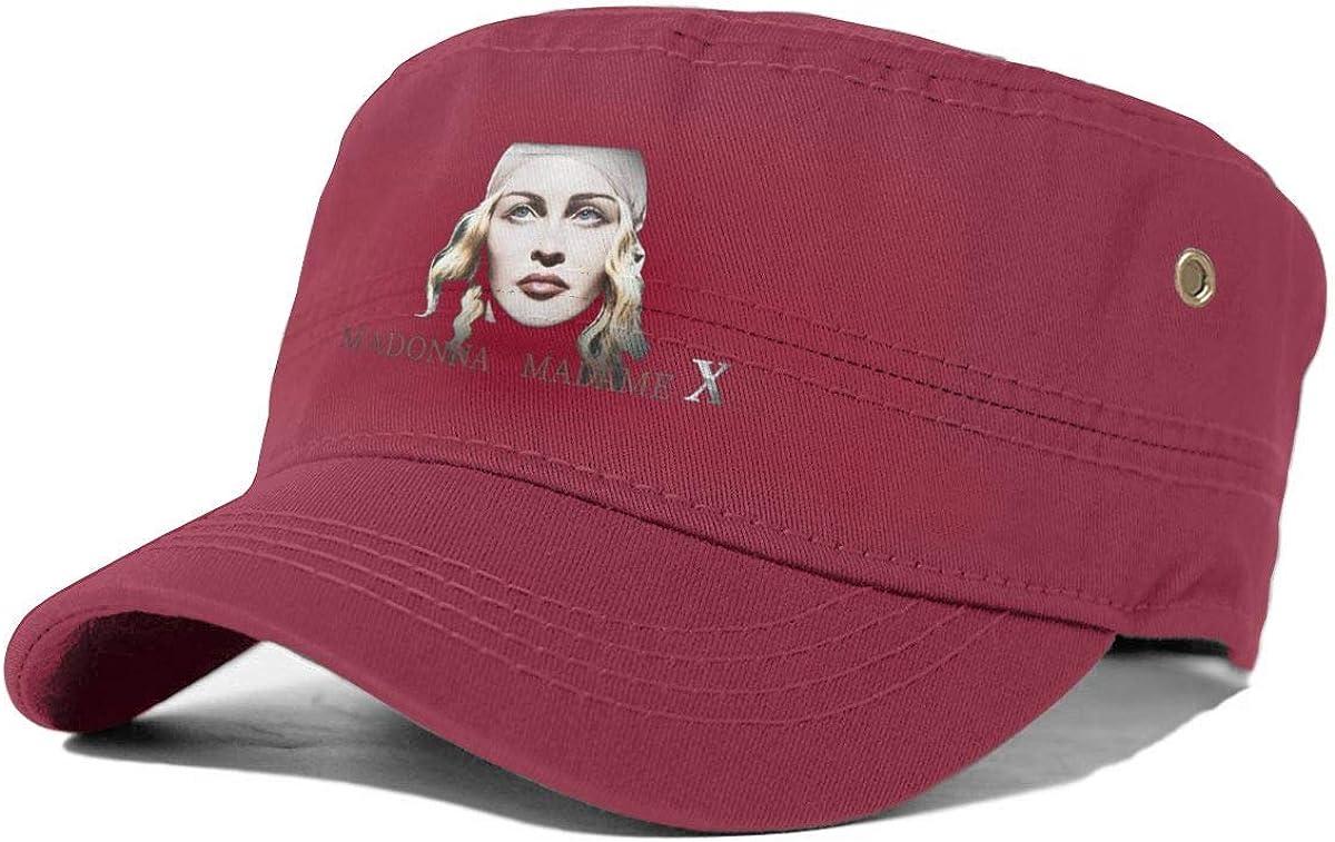 Adult Flat Cap Limitfitness Madonna-Madame-X