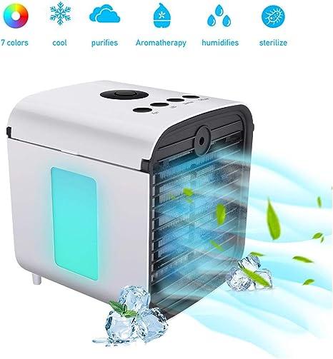 Cool Belle 3 en 1 Portatil USB Aires Acondicionados,Móviles ...