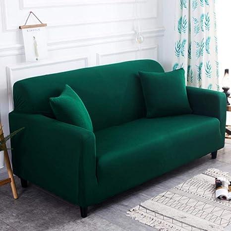 C-GRMM 1/2/3/4 plazas Fundas elásticas elásticas para sofá ...