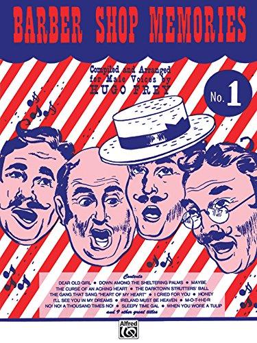 Barbershop Sheet Music - 3