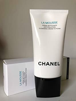 14806d7b La Mousse by Chanel Anti-Pollution Cleansing Cream-To-Foam 150ml