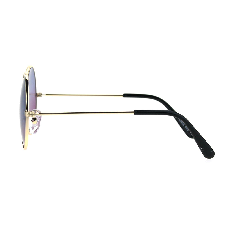 Amazon.com: Gafas de sol de metal para niños, diseño de ...