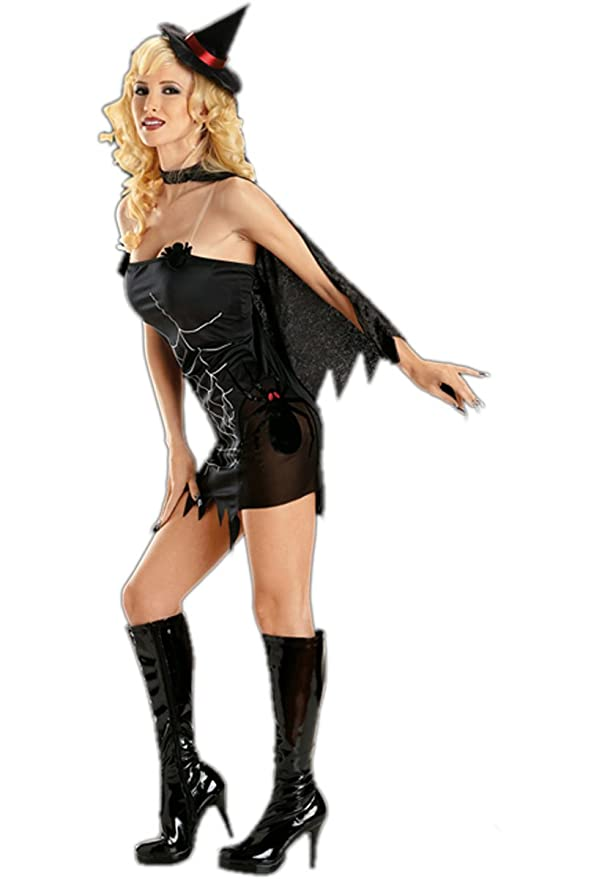 807eeae2030 Sexy Dark Witch Halloween Costume by Escante