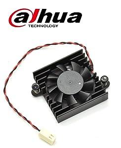 Original Dahua Heatsink Cooling Fan w/ 2 Wires 2 Pins for DVR/HDCVI Motherboard