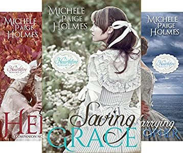 Amazon.com: Saving Grace (A Hearthfire Romance Book 1) eBook ...